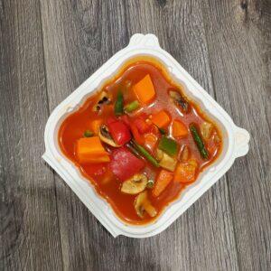 Ghana light soup